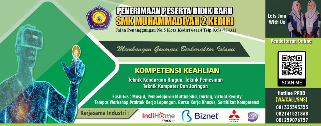 SMK MUHAMMADIYAH 2 KEDIRI